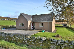 Holiday accommodation, Banchory at Cluny Crichton farm, Raemoir, Banchory near Aberdeen in North East Scotland